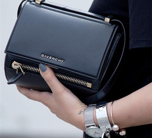 实测Givenchy Pandora Box,一只包有五种背法