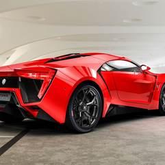 意大利的豪華轎跑: 150萬可買比奔馳S級還豪華, 郭美美的最愛