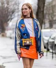 怎么穿最美麗 學歐美明星街拍服飾最IN搭法