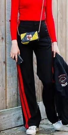 跟Gigi,肯豆學穿運動風,變身陽光少女又酷又吸睛啊!