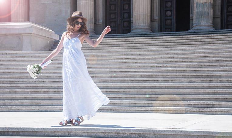 今年最流行的6款连衣裙,照着买准没错!