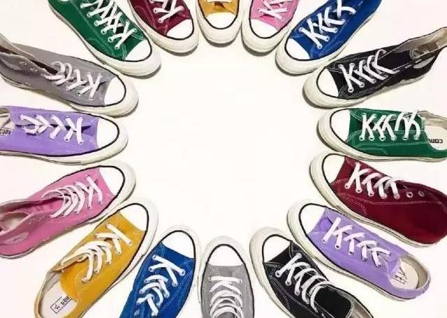 為了你腳上的帆布鞋,幾家大牌每年要打50億美元的戰爭