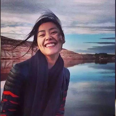 17岁北漂,4年赚1.5个亿,只穿过真维斯的她却一跃成为国际超模!
