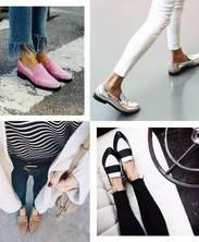 還穿什么小白鞋,現在穿這雙鞋最美!
