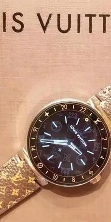 LV智能手表賣2萬,蘋果你怎么看?