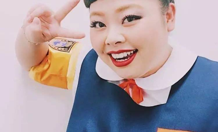 Ins粉丝日本第一,渡边直美告诉你如何用200斤的体重迷倒男神?