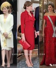 西班牙王后告诉你,熟女时髦起来更有魅力!